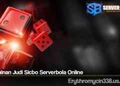 Permainan Judi Sicbo Serverbola Online