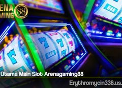 Kunci Utama Main Slot Arenagaming88