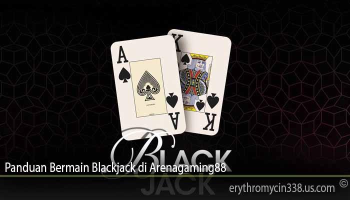 Panduan Bermain Blackjack di Arenagaming88