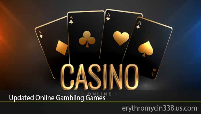 Updated Online Gambling Games